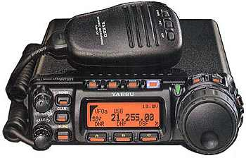 Yaesu FT-857 Multi-Band, All Mode Transceiver